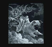 Death Rides a Pale Pug Unisex T-Shirt