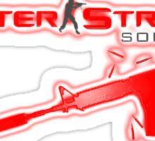 counter strike source Sticker