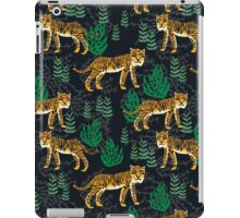 Safari Tiger Pattern by Andrea Lauren iPad Case/Skin