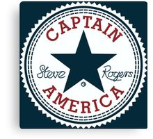 Cap. All Stars Canvas Print