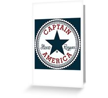 Cap. All Stars Greeting Card