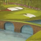 "Augusta ""The 12th Hole"" by Linda Bennett"