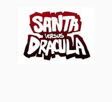 """""""Santa vs Dracula"""" Graphic Novel logo Unisex T-Shirt"""