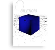 Mulholland Drive - Blue Box Canvas Print