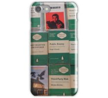 Books - green iPhone Case/Skin