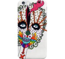 the brain ghost escapes iPhone Case/Skin
