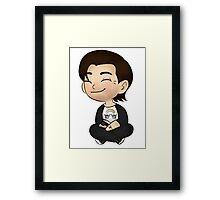 Louis Framed Print