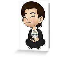 Louis Greeting Card