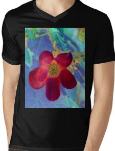 Wild Red Rose -Available As Art Prints-Mugs,Cases,Duvets,T Shirts,Stickers,etc T-Shirt
