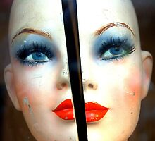 Broken Doll. by Jean-Luc Rollier