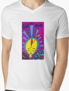 sewing up the hole in my head Mens V-Neck T-Shirt