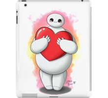 Baymax with heart (without text) iPad Case/Skin