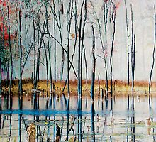 October Pallet by Mary Ann Reilly