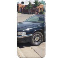 Cadillac Eldorado Touring Coupe iPhone Case/Skin