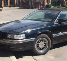 Cadillac Eldorado Touring Coupe Sticker