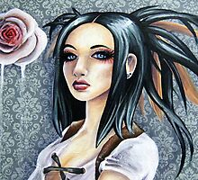 Wallpaper Flower by Squidy