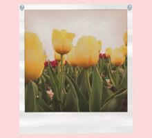 Yellow tulips 5 Kids Clothes