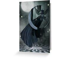 Luna 1 Greeting Card