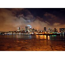 Nightscape Photographic Print