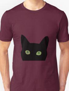 Cat peek a boo T-Shirt