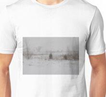 Winter scene 2-14-2015 Unisex T-Shirt