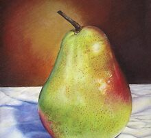 loney pear by Belinda Lindhardt