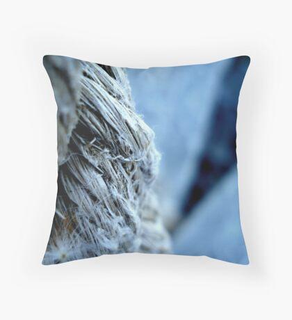 Seaside Rope Throw Pillow