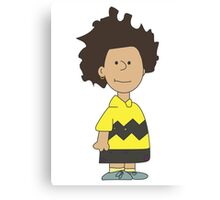 The New Charlie Brown Canvas Print