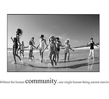 community by focusonu