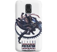 Alien VS Predator VS Terminator Samsung Galaxy Case/Skin