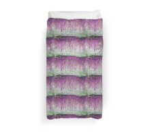 Purple Reeds 2-Available As Art Prints-Mugs,Cases,Duvets,T Shirts,Stickers,etc Duvet Cover