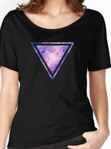 Cosmic vacuum cleaner (Spiral Galaxy M83) Women's Relaxed Fit T-Shirt