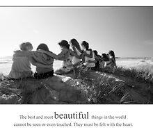 beautiful friendships by focusonu
