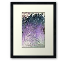 Whispy Willows 3-Available As Art Prints-Mugs,Cases,Duvets,T Shirts,Stickers,etc Framed Print