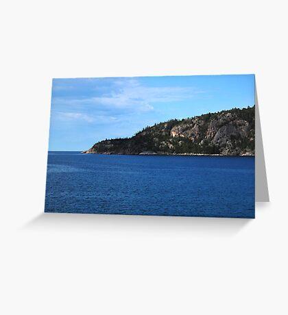 Lake Superior Greeting Card