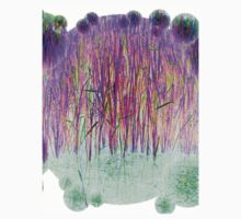 Many Coloured Reeds-Available As Art Prints-Mugs,Cases,Duvets,T Shirts,Stickers,etc Kids Clothes