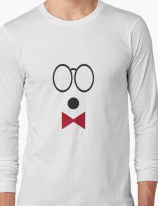 Minimal Peabody Long Sleeve T-Shirt