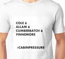 Cole & Allam & Cumberbatch & Finnemore Unisex T-Shirt