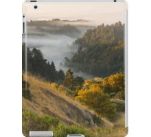 Cloudy Valley iPad Case/Skin