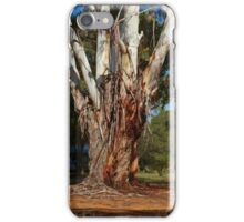 Enormous Ghost Gum iPhone Case/Skin