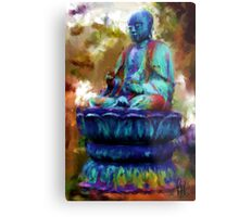 Buddha Revisited  Metal Print