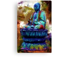 Buddha Revisited  Canvas Print