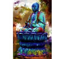 Buddha Revisited  Photographic Print