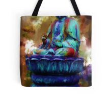 Buddha Revisited  Tote Bag