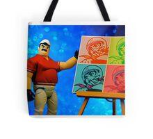 Pops' Art Tote Bag