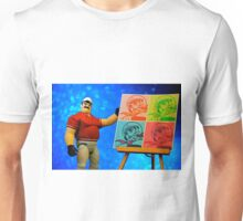 Pops' Art Unisex T-Shirt