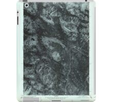 Maine USGS Historical Map Greenlaw SW 806740 1975 24000 iPad Case/Skin