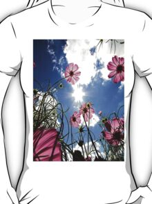 Flowers look to the sky T-Shirt