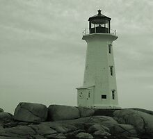 Peggy's Cove by LadyHeather