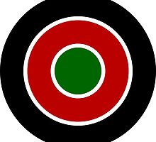 Roundel of the Kenyan Air Force by abbeyz71